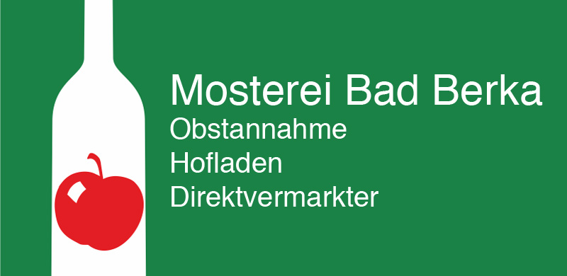Mosterei Bad Berka