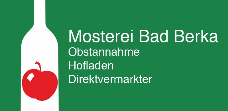 Mosterei Bad Berka